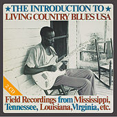 The Introduction To Living Country Blues USA by Various Artists