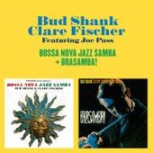 Bossa Nova Jazz Samba + Brasamba! (Bonus Track Version) by Clare Fischer