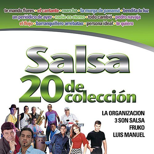 Salsa - 20 de Coleccion by Various Artists