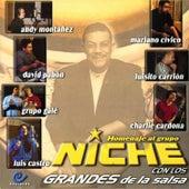 Homenaje al Grupo Niche Con los Grandes de la Salsa by Various Artists
