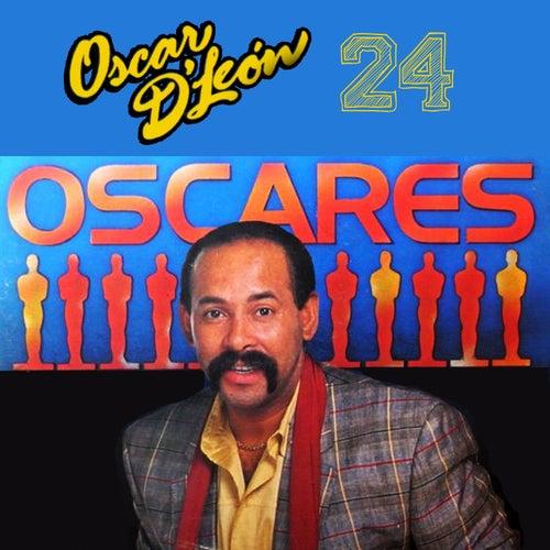 24 Oscares by Oscar D'Leon