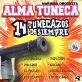 14 Tunecazos de Siempre. Música de Guatemala para los Latinos by Marimba Orquesta Alma Tuneca