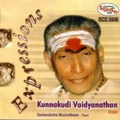 Expressions - Violin by Kunnakudi Vaidyanathan