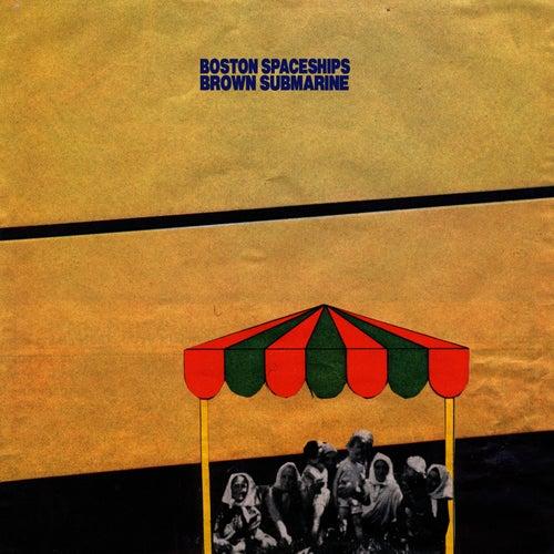 Brown Submarine by Boston Spaceships