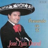 Pensando En Ti by José Luis Duval