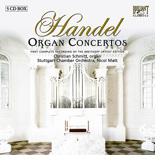 Complete Organ Concertos Part: 1 by Various Artists