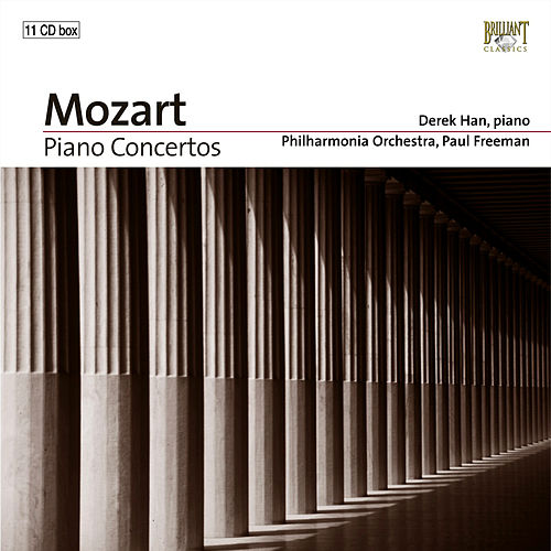 Mozart, Piano Concertos Part: 10 by Various Artists