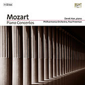 Mozart, Piano Concertos Part: 1 by Various Artists