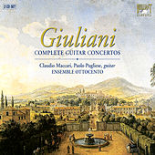 Giuliani, Guitar Concertos Part: 1 by Various Artists