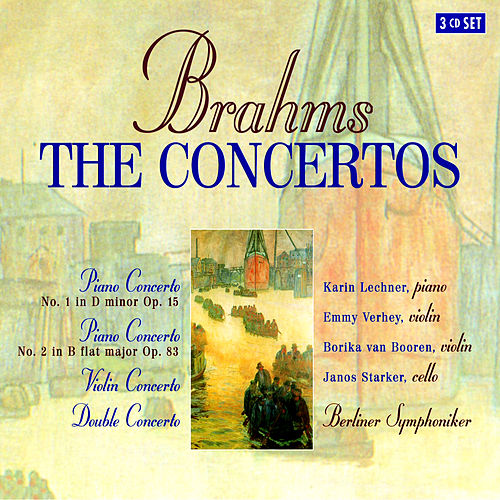 The Concertos Part: 1 by Karin Lechner