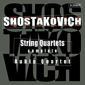 Shostakovich, String Quartets (Complete) Part: 1 by Various Artists