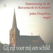 Gij zijt voor mij een schild: Samenzang in de Bovenkerk te Kampen by John Propitius