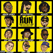 Run the Streets Vol. 2 by Various Artists