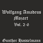 Wolfgang Amadeus Mozart, Vol. 2-6 by Gunther Hasselmann