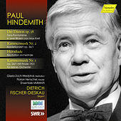 Hindemith: Der Dämon, Hérodiade, and Kammermusik Nos. 1 & 2 (Live) by Various Artists