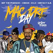 Mac Dre Day (feat. Nef the Pharaoh, J-Diggs, D-Lo & Mistah Fab) by Mac Dre