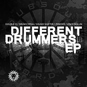 Different Drummers by Various Artists