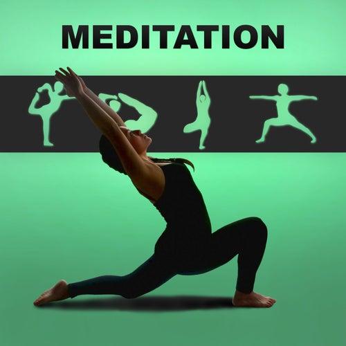 Meditation – Healing Music, Deep Sleep, Yoga, Mantra, Namaste, Relaxing Music Therapy by Relax - Meditate - Sleep