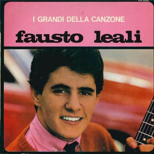 I grandi della canzone von Fausto Leali