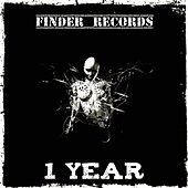 Finder Records 1 Year by Various Artists