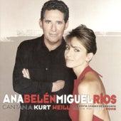 Cantan a Kurt Weil by Ana Belén