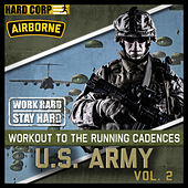 Workout to the Running Cadences U.S. Army Airborne, Vol. 2 by U.S. Army Airborne