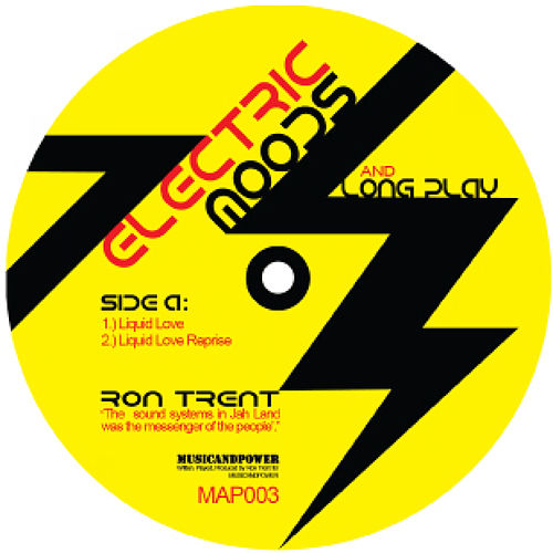 Electric Moods and Long Play by Ron Trent