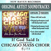 If God Said It (Performance Tracks) by Chicago Mass Choir