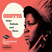 Sings Ballads and Blues + at Carnegie Hall by Odetta