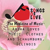 Ariha Loves Music, Clothes and Schaumburg, Illinois by T. Jones