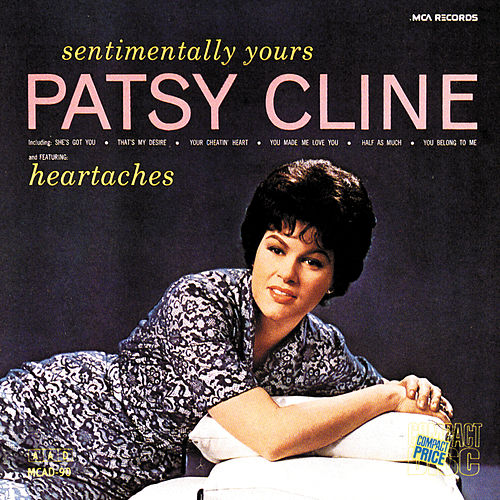 Sentimentally Yours by Patsy Cline