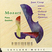 Mozart: Piano Quartets by Jane Coop