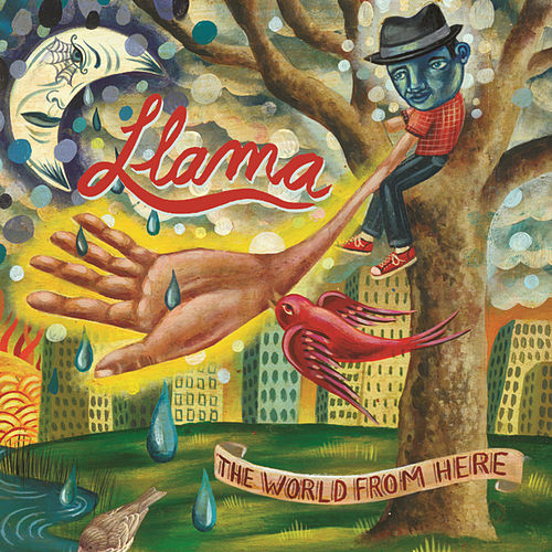 The World From Here by Llama