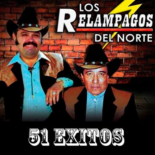 51 Exitos by Los Relampagos Del Norte