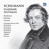 Schumann: Works for Piano by Vladimir Feltsman