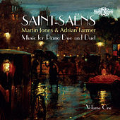 Saint-Saëns: Music for Piano Duo and Duet by Adrian Farmer