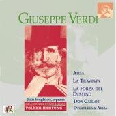 Verdi: Overtures & Arias – La traviata, Aïda, La forza del destino & Don Carlos by Various Artists