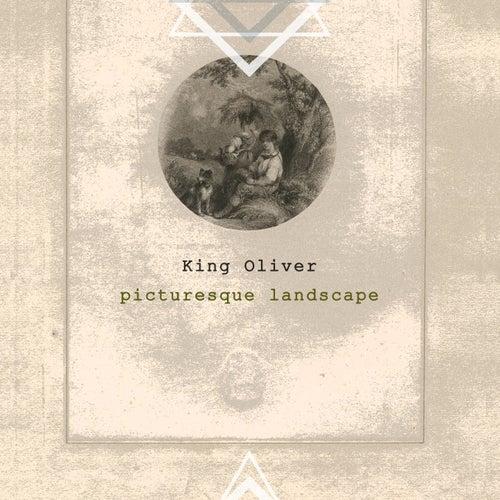 Picturesque Landscape von King Oliver