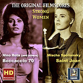 Strong Women: Saint Joan & Boccaccio 70 – The Original Film Scores (Remastered 2016) by Various Artists