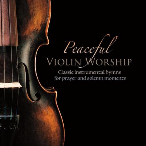 Peaceful Violin Worship by Michael Lusk