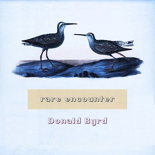 Rare Encounter von Donald Byrd