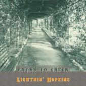 Path To Green von Lightnin' Hopkins