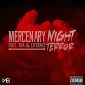 Night Terror (feat. Tha Ill Literate) by Mercenary
