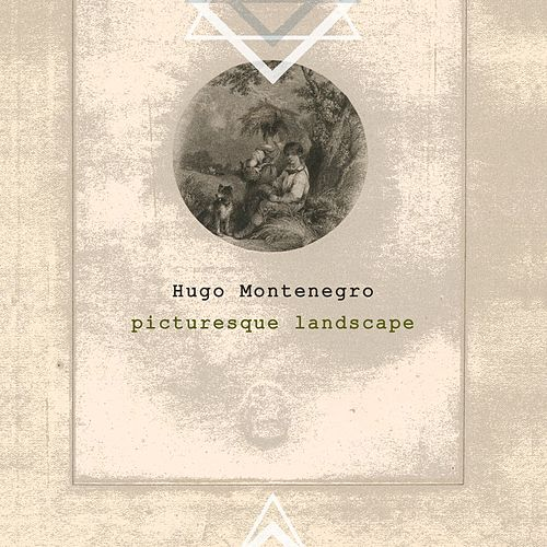 Picturesque Landscape von Hugo Montenegro