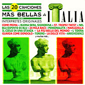 Las 20 canciones más bellas de Italia by Various Artists