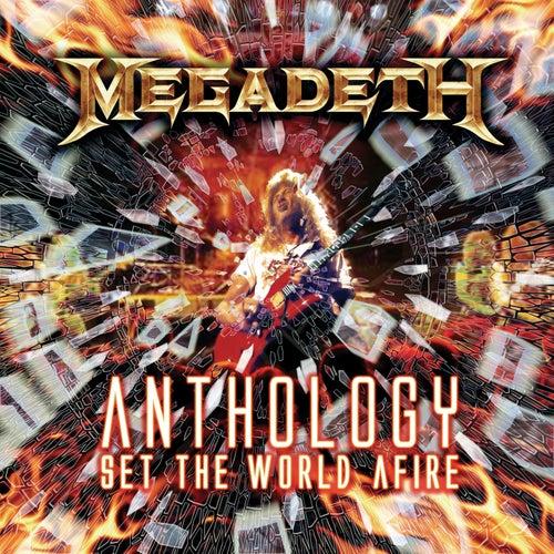 Anthology: Set The World Afire by Megadeth