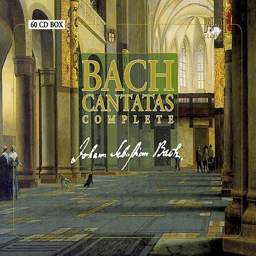 Bach Cantatas (Complete) Part: 55 by Various Artists
