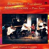 Trout Quintet and Piano Sextet by Various Artists