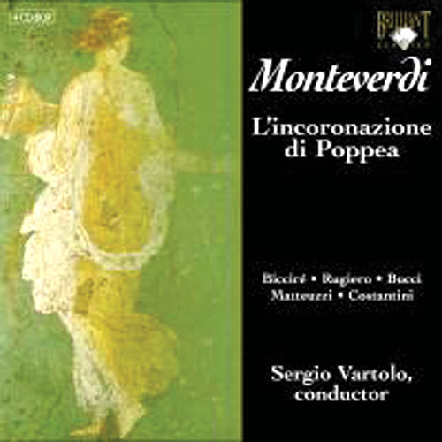 L' Incoronazionedi Poppea Part: 1 by Various Artists