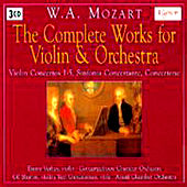 Complete Works For Violin and Orchestra Part: 11 by Emmy Verhey